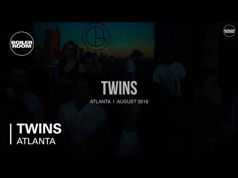 TWINS Boiler Room Atlanta Live Set