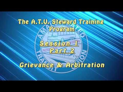 Introductory Shop Stewards Videos - Session 1 / Part 2