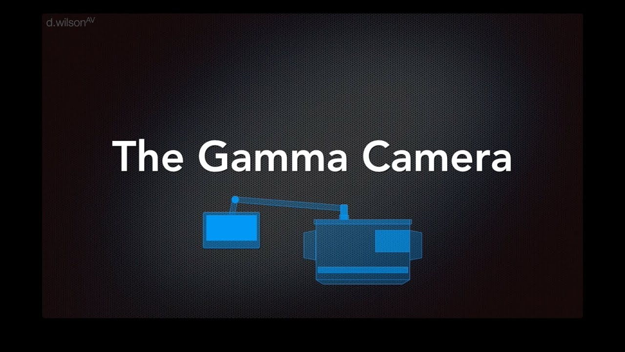 how does a gamma camera work