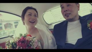 Wedding video for david and Siling, morning highlights