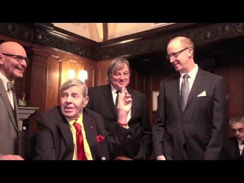Friars Club Celebrates 90th Birthday of Jerry Lewis (2016)