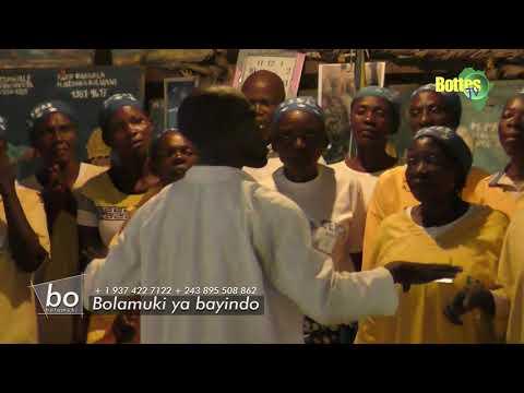 Eglise spirituelle de noirs en Afrique vous recommande de chanté pour M'fumu Kimbangu  PART 2