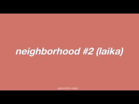 Arcade Fire - Neighborhood #2 (laika); Subtitulada Al Español