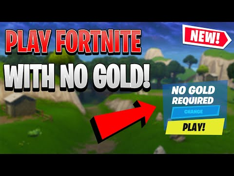 How To Play Fortnite WITHOUT XBOX LIVE GOLD!(WORKING MARCH 2020!)