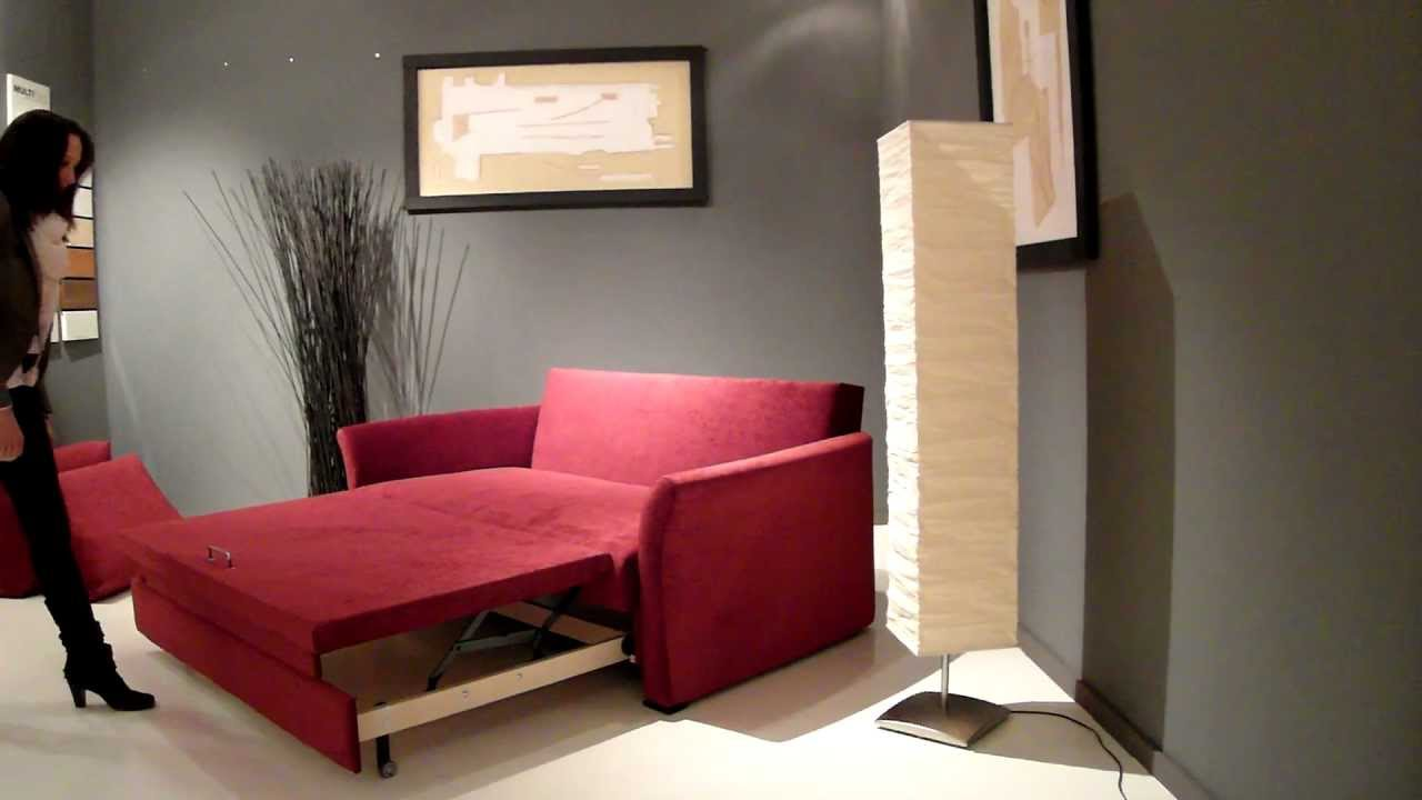 schlafsofa mit bettkasten funktionssofa alice schlafcouch anleitung vom sofa zum bett youtube. Black Bedroom Furniture Sets. Home Design Ideas