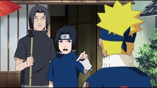 Naruto Visits Sasuke's House, Naruto Meets Nine Tails And Summon Gamabunta English Dub Naruto.