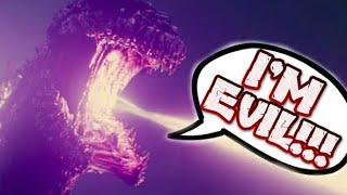If Godzilla Could Talk in Shin Godzilla
