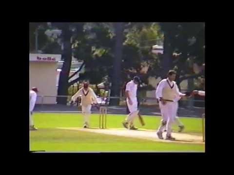 Kingborough Cricket Club 1996/97 - TCA Grand Final