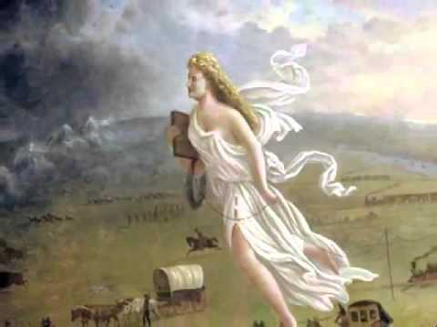 manifest destiny angel