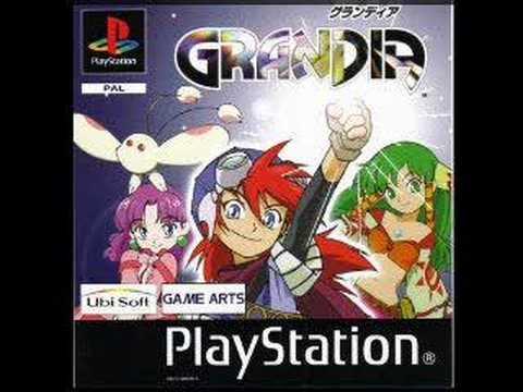 Grandia OST: Noriyuki Iwadare - Theme of Grandia
