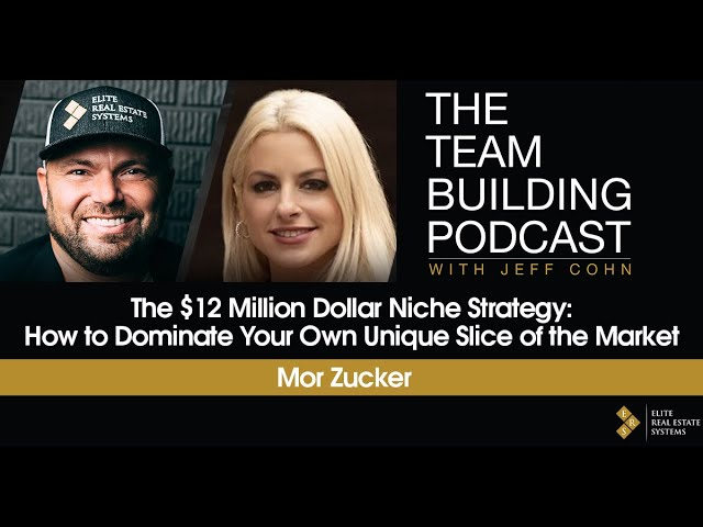 The $12 Million Dollar Niche Strategy: How to Dominate Your Own Unique Slice of the Market