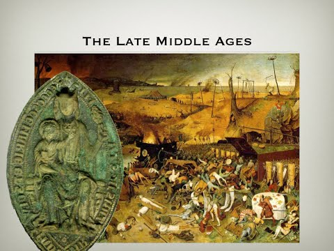 10.4 THE LATE MIDDLE AGES