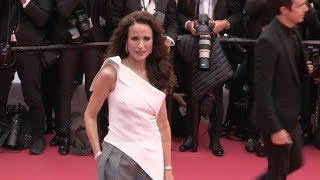 Helen Mirren, Andie MacDowell and more on the red carpet for Les Plus Belles Années d'une vie