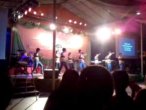 phnom penh new life church dancing