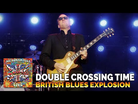 "Joe Bonamassa Official - ""Double Crossing Time"" from British Blues Explosion Live"