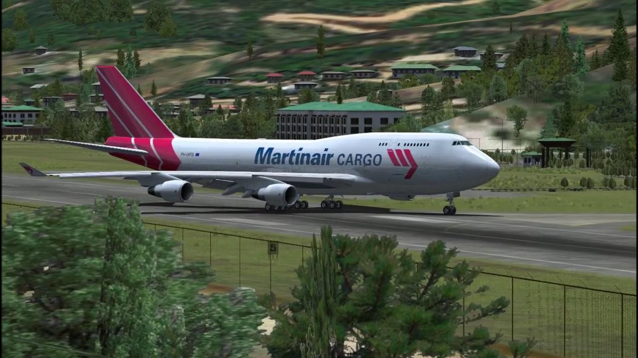 Pmdg martinair 747