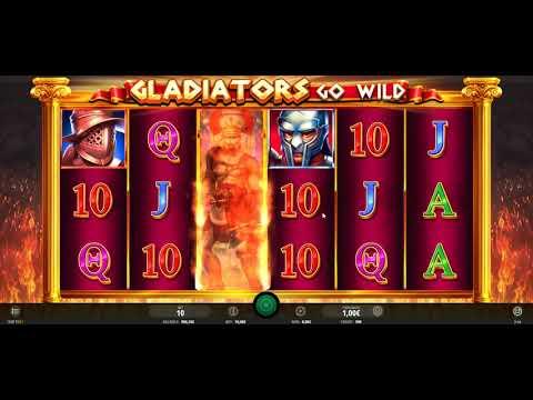 Игровой автомат Gladiators Go Wild (iSoftBet)