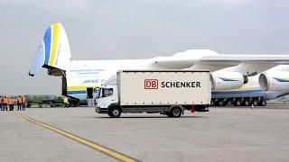 DB Schenker bringt XXL-Ladung nach Australien