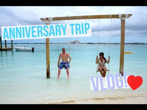 Our Anniversary Trip to the Bahamas 2016 | NitraaBTV