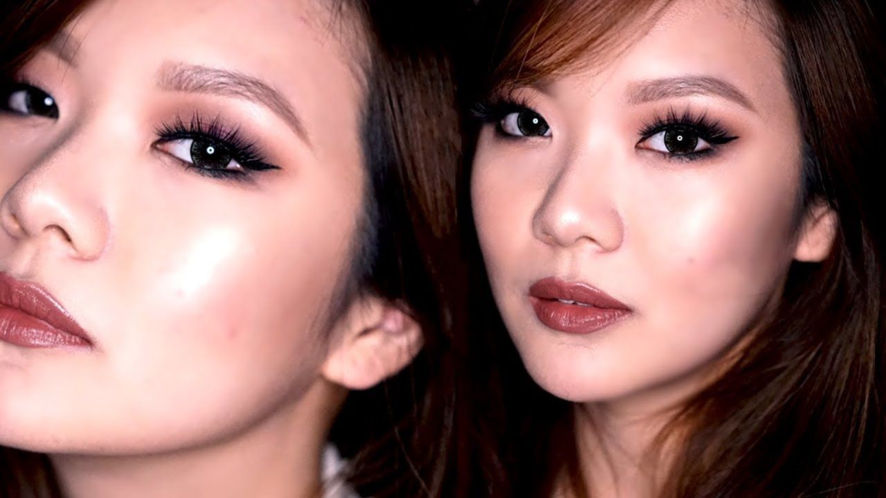 Well, not how to put makeup on asian 7182