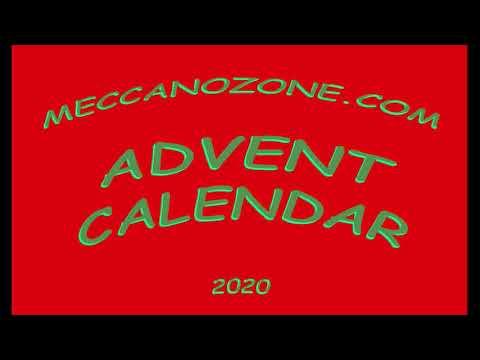 MECCANOZONE.COM ADVENT CALENDAR 2020: 7TH DECEMBER
