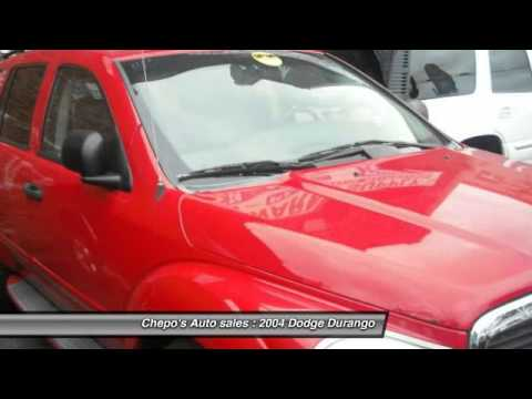 2004 Dodge Durango Limited Newark NJ 07104