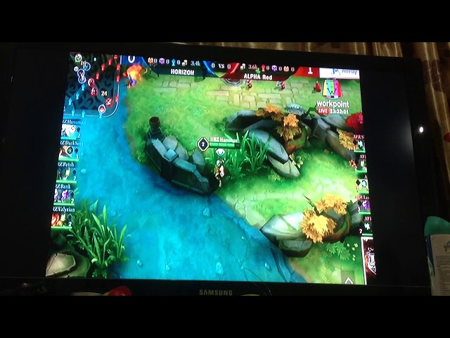 RoV Thailand HORIZON VS AIPHA RED (Workpoint 23)