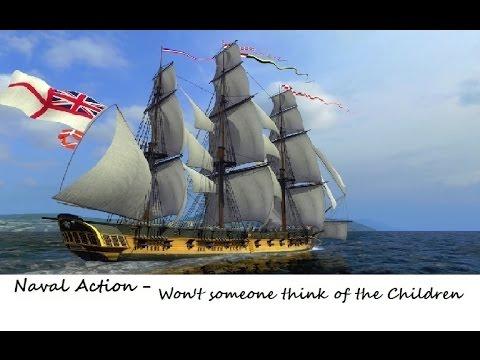 Naval Action : FEAR the Swedish Coast Guard