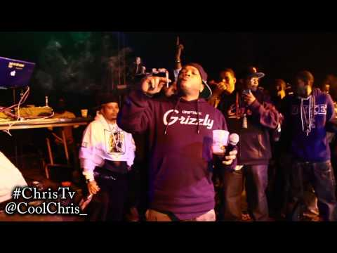 Styles P Live Performance in Pottsville