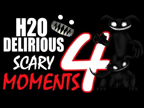 H2O Delirious Scary Moments 4!