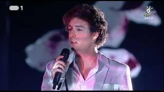 Luís Sequeira & Alfredo Costa - Rosa Sangue | Gala de Fim de Ano | The Voice Portugal