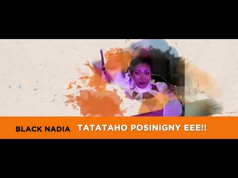 BLACK NADIA Feat  H'MIA   Papa Money   ULTRA PREMIUM MUSIC COULEUR TROPICAL   LYRICS 2018
