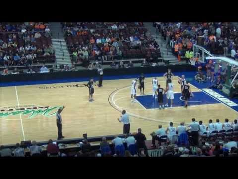 Bishop Gorman vs Palo Verde 2015 Nevada State Championship at The Orleans Arena