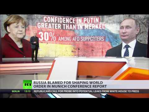 Fear of Influence: 'Post-Truth' report claims Russia 'shaped' world order