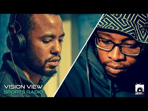 E2: Sizwe Msibi & 2SMAN LIVE At Vision View Sports Radio #StrictlyVinyl #WaxOnWaxOff