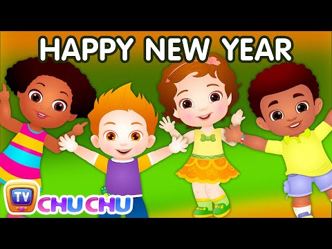 Thumbnail: Happy New Year From ChuChu TV | New Year Resolves for Kids | The Transformator