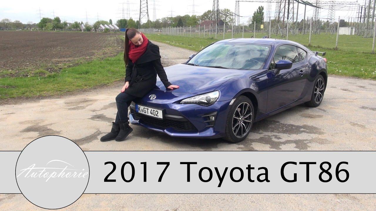 2017 Toyota Gt86 Fahrbericht Einfaches Rezept Für Viel Fahrspaß