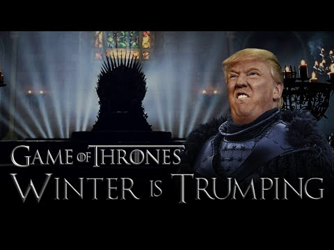 Winter is Trumping. Amazingly edited GoT parody
