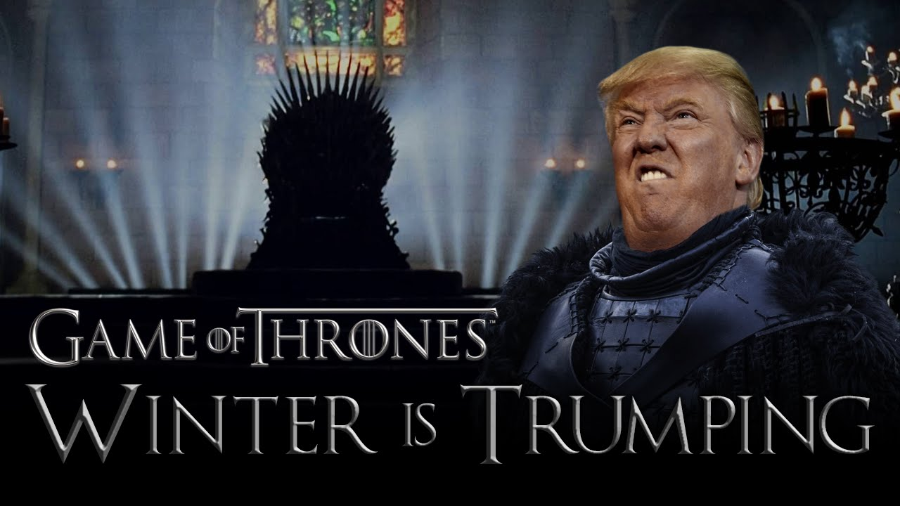 Winter Is Trumping Youtube