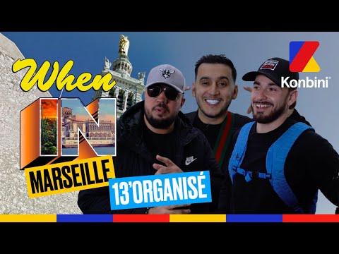 Youtube: 13'Organisé: les meilleurs endroits de Marseille l When In l Konbini
