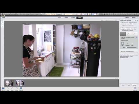 How to merge multiple photos in photoshop elements 13