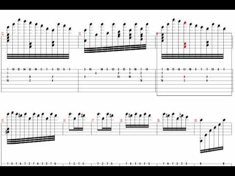 Piano fur elise piano tabs : Fur Elise on Guitar - Tab, Score, Sheet Music - YouTube