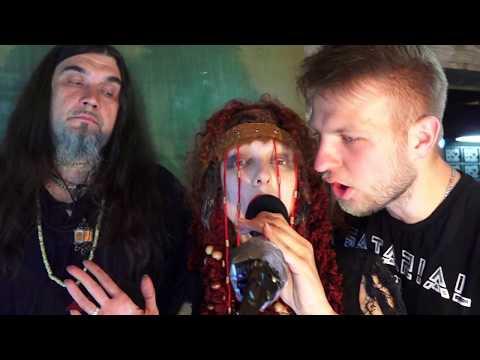 SATARIAL (Russia) : VIDEO Interview @ B52, Belgium © Jan Vervaeke