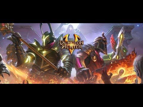 Dungeon Hunter 5 вышла для PC