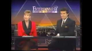 Amazing Johnathan on Entertainment Tonight August 1st 1993