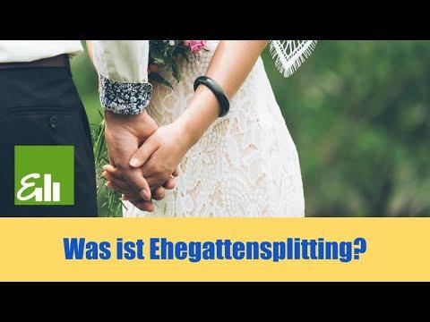 Was ist Ehegattensplitting?Steuern verstehen beim Erzberger!
