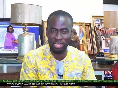 One District One Factory  - The Market Place on Joy News (25-8-17)