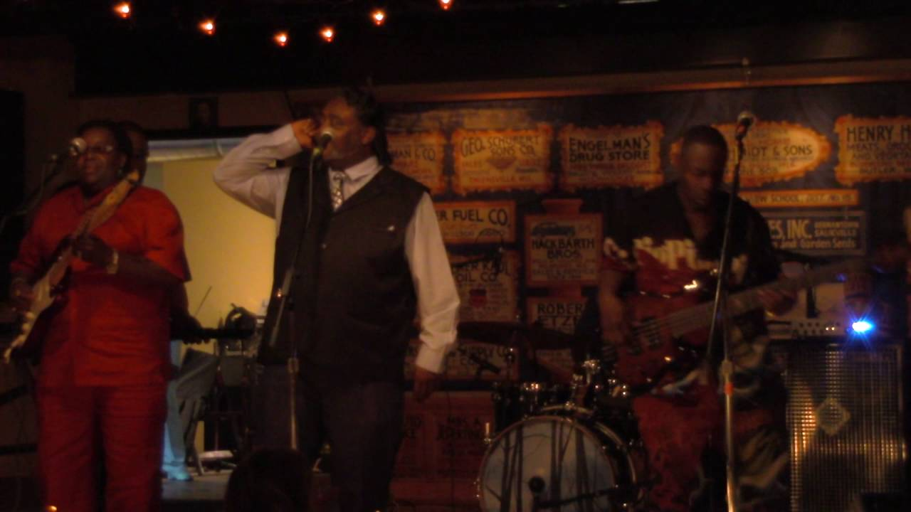 marvelous mack and the pressure release band with shanna youtube