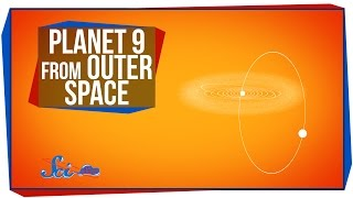 Planet 9 from Outer Space