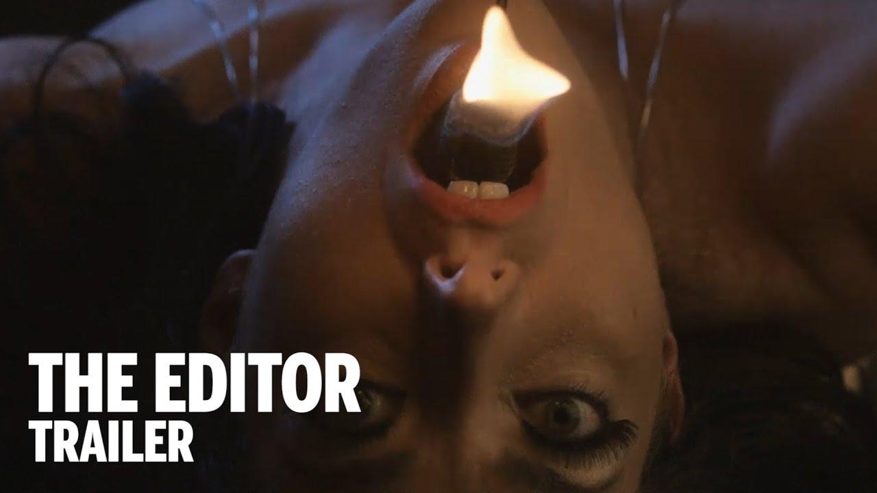 The Editor Trailer